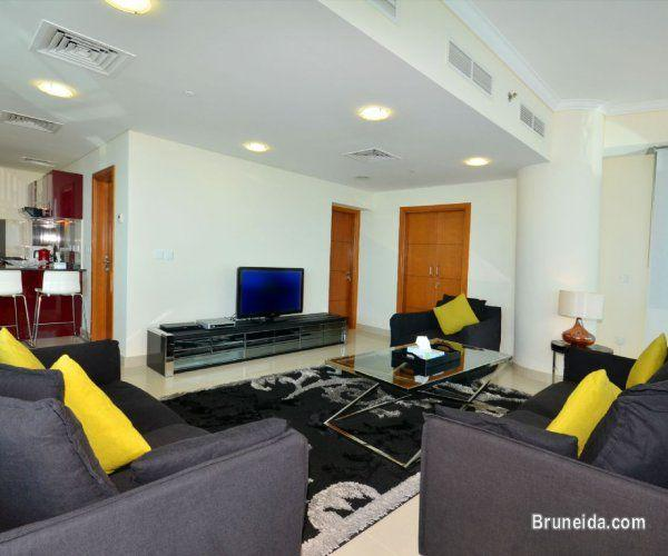 Local Studio Apartments: 2 Bedrooms Apartment Ideally Furnished In Brunei