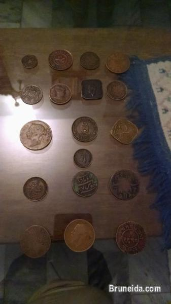 Very antique coins available from pakistan with delivery