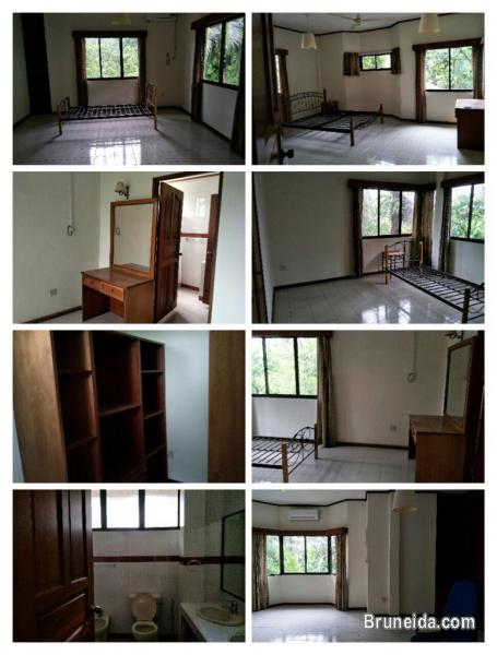 Detatched house for rent in Brunei Muara