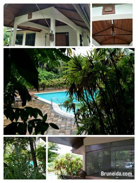 Detatched house for rent in Brunei