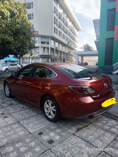 Picture of MAZDA 6. YEAR 2011. PRICE 9800