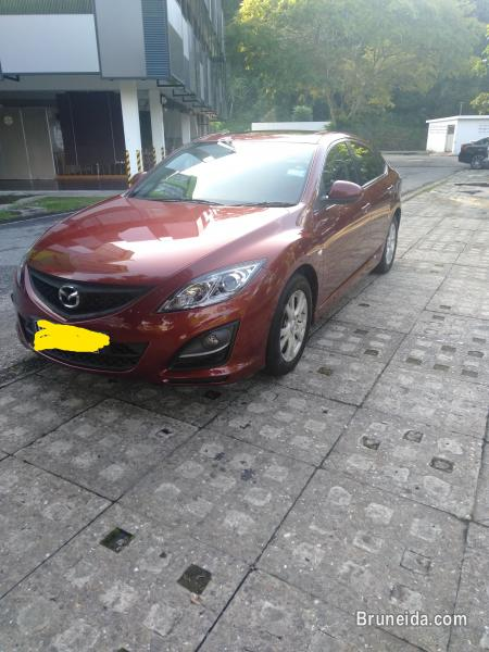 MAZDA 6. YEAR 2011. PRICE 9800 in Brunei Muara