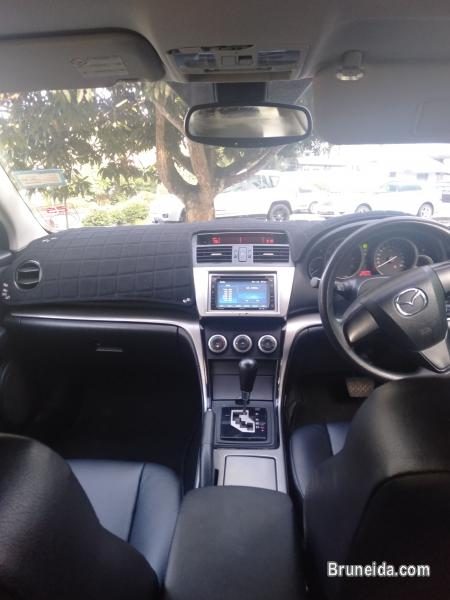 MAZDA 6. YEAR 2011. PRICE 9800 in Brunei Muara - image