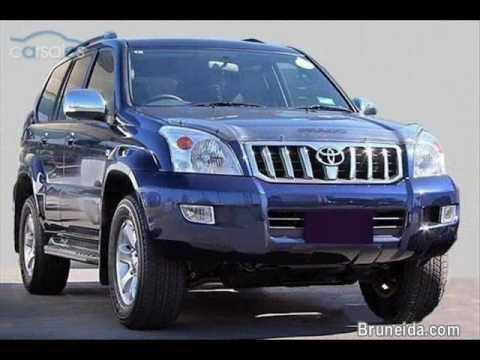 Looking For Toyota Prado AUTO / Mitsubishi Pajero AUTO 2002-2009