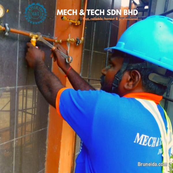 Mech & Tech Sdn Bhd 24/7 Services