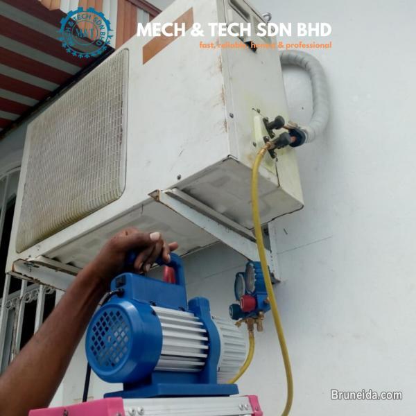 Mech & Tech Sdn Bhd 24/7 Services in Brunei