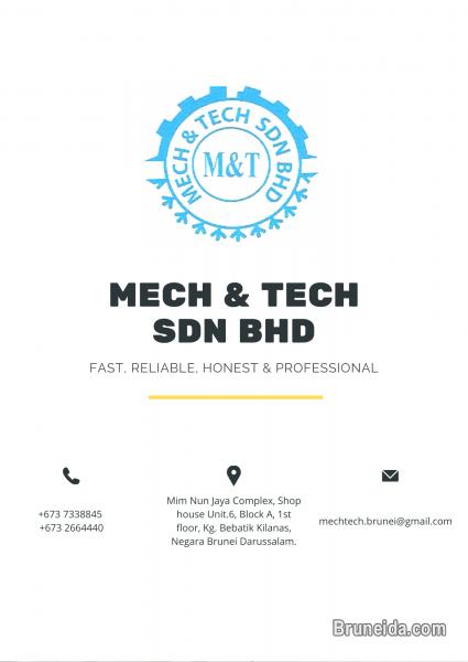 Pictures of Mech & Tech Sdn Bhd 24/7 Services