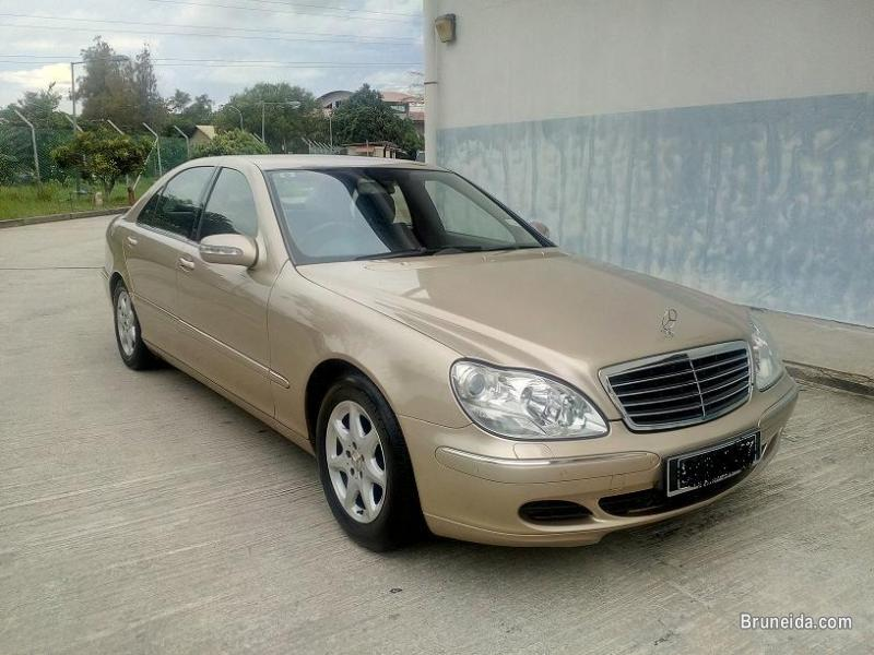 Picture of MERCEDES BENZ S350 FOR IMMEDIATE SALE