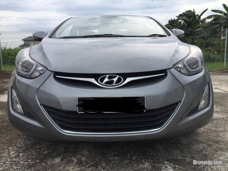 Picture of HYUNDAI ELANTRA GLS 2014 TO LET GO!!