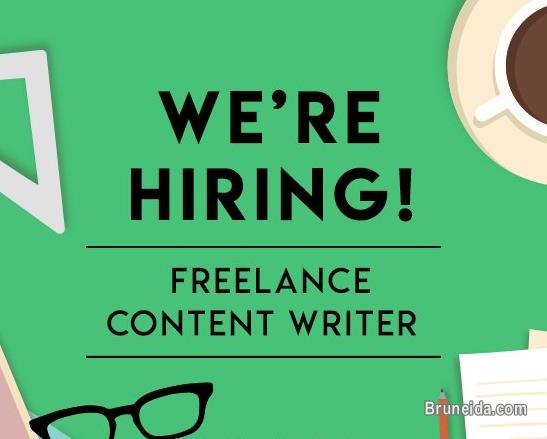 Picture of Hiring: Part time magazine writer / creative writer