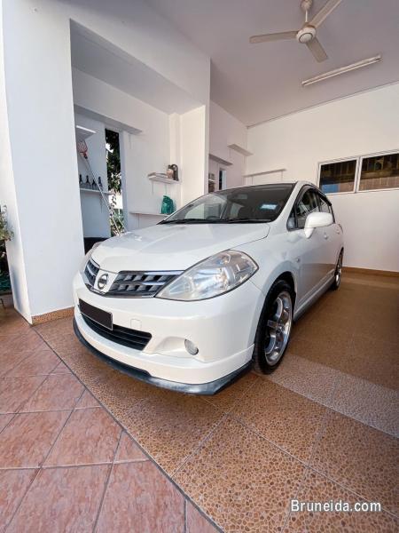 Nissan Latio 1. 5