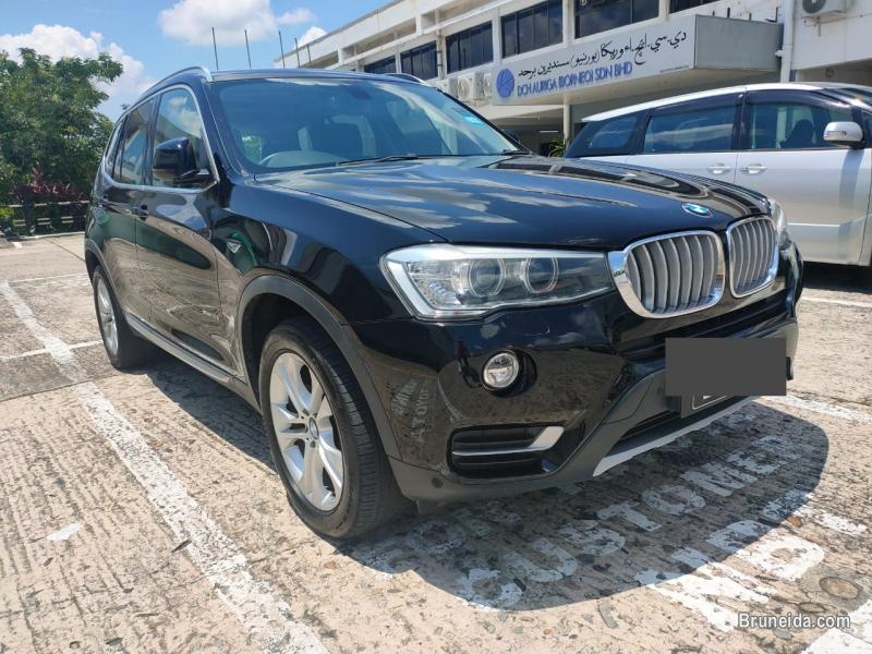 Picture of BMW X3 XLine XDrive for sale