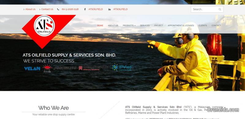 Picture of PROFESSIONAL WEB DESIGN FROM $300 in Belait