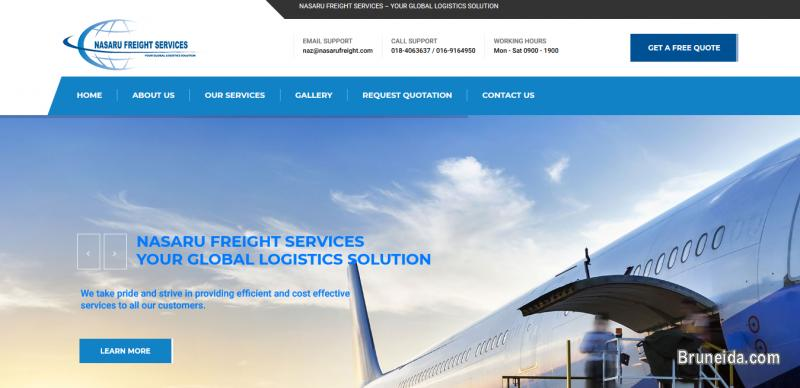 Picture of Professional Web Design in Belait