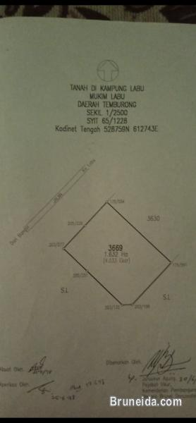 LAND FOR SALE IN TEMBURONG!!! PRICE DROP!!!