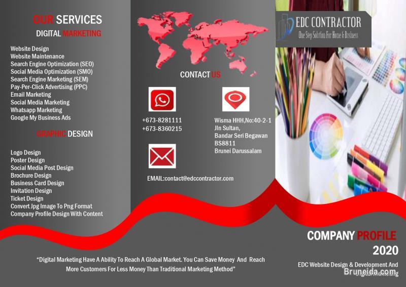 Picture of Digital marketing & Graphic designing