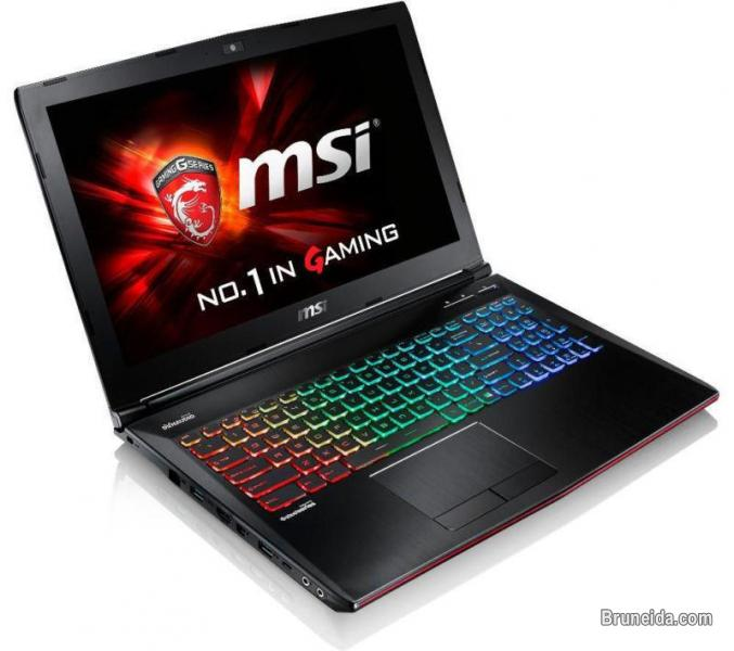 Picture of MSI GE62 6QF Apache Pro