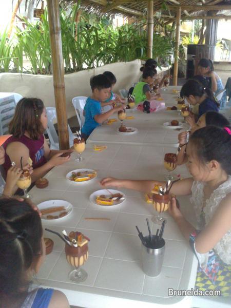 Winter Camp in Boracay