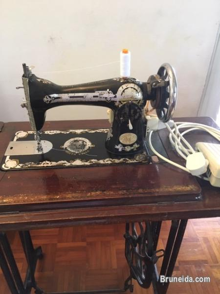 Pictures of Sewing Machine