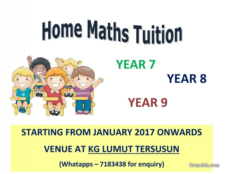 Picture of Private Home Maths Tutor