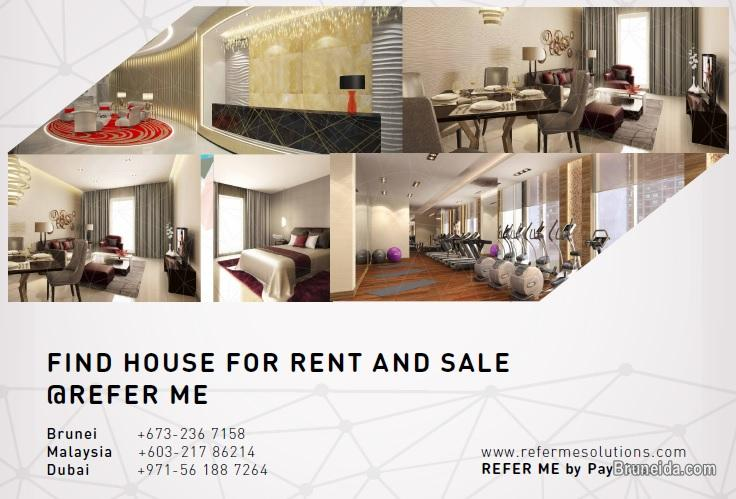 Pictures of Many Houses for Rent Across Brunei, Price from $1, 000 - $3, 500