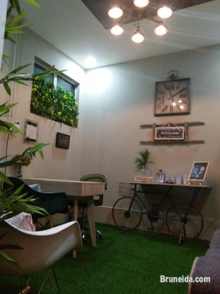 Co-working spaces (Sharing Office Space)