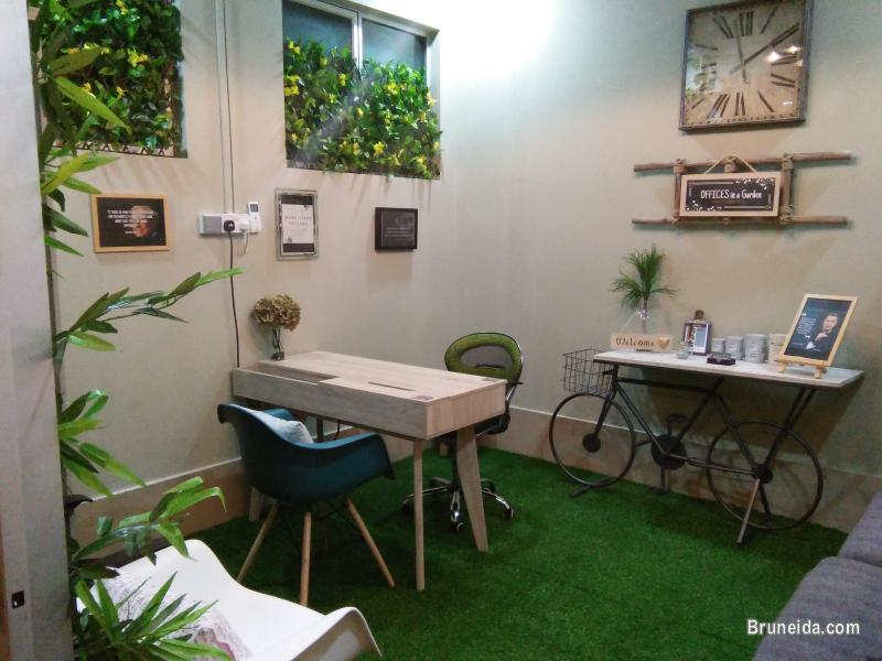 Co-working spaces (Sharing Office Space) in Brunei Muara