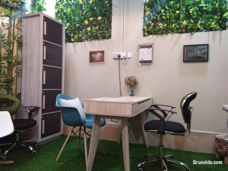 Co-working spaces (Sharing Office Space) in Brunei
