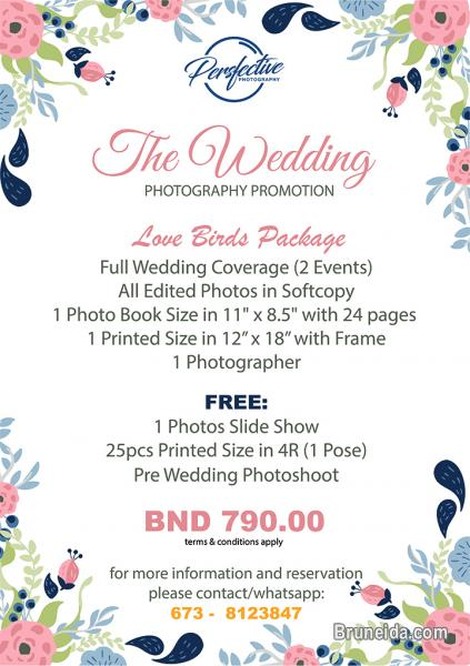 Pictures of Wedding Photography Promotion