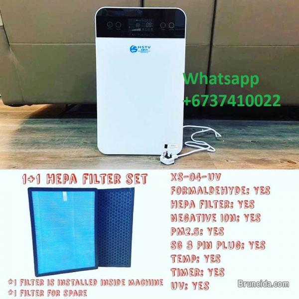 Pictures of Air Purifier with UV Light