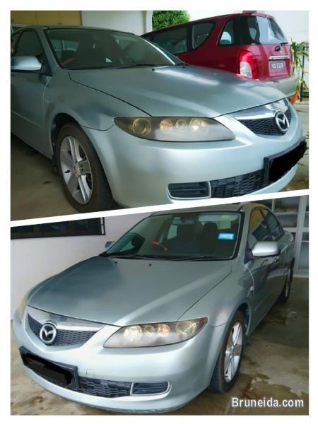 Mazda 6 in Brunei Muara