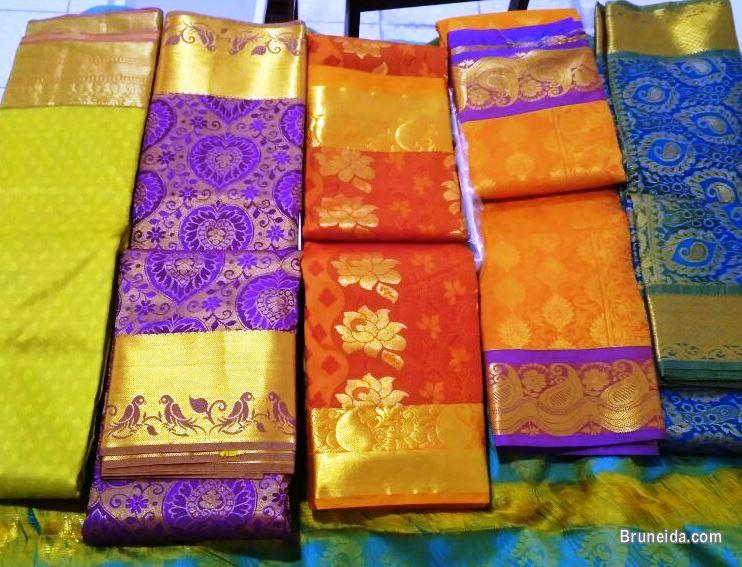 Picture of INDIAN SILK SAREES