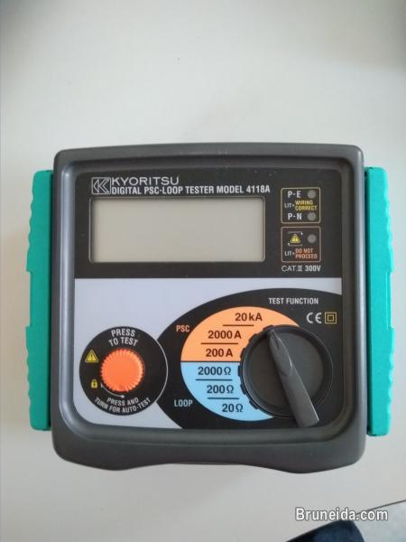 ELECTRICAL INSPECTION, TESTING AND TROUBLESHOOTING