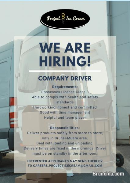 Picture of Company Driver