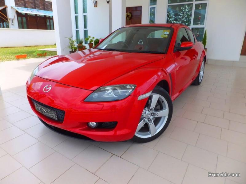 Picture of MAZDA RX8 for sale in Brunei