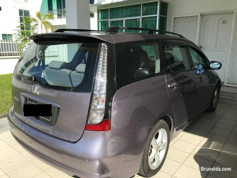 Picture of 2005 Mitsubishi Grandis Auto 2. 4L in Brunei