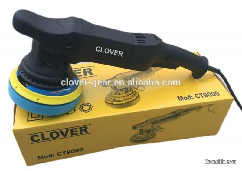 Pictures of Car Polishing Machine Clover CT9000