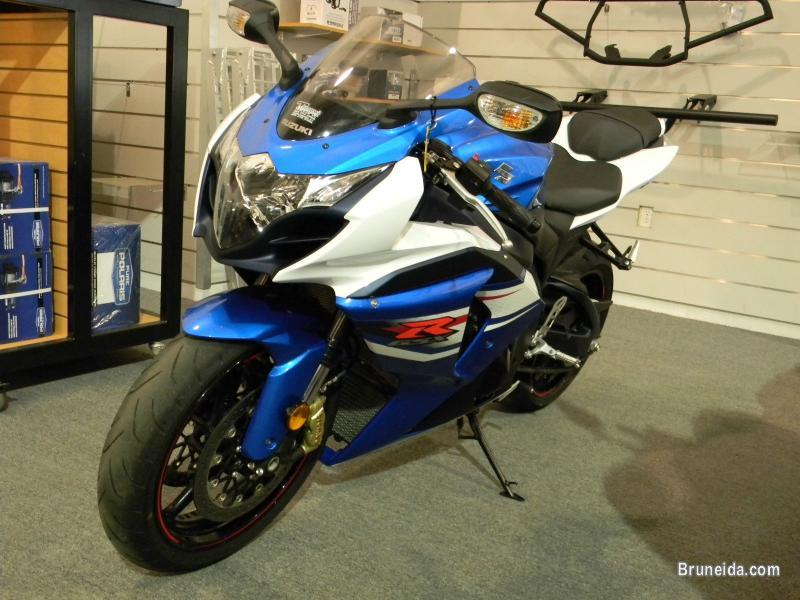 Pictures of Bike 2012 Suzuki GSX-R for sale