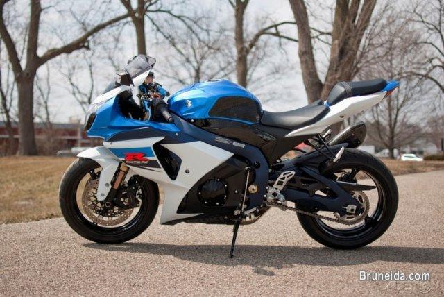 Bike 2012 Suzuki GSX-R for sale