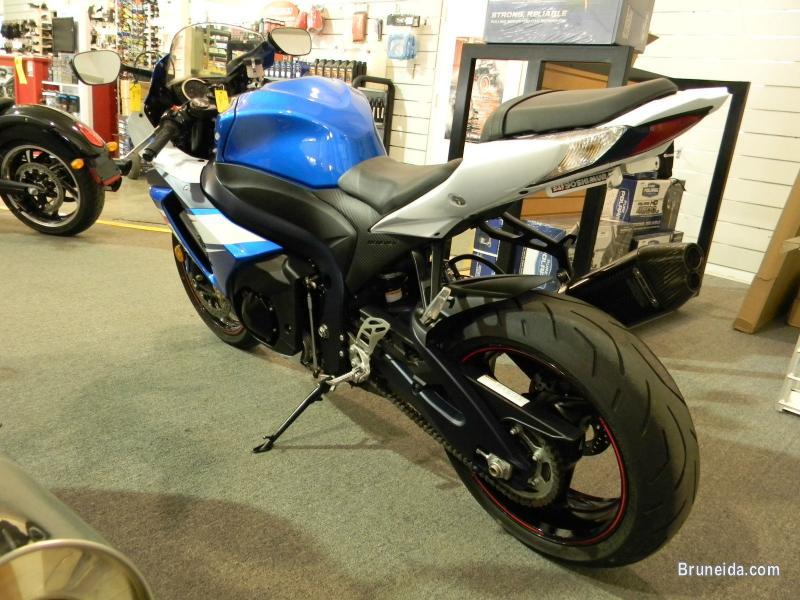 Bike 2012 Suzuki GSX-R for sale in Temburong