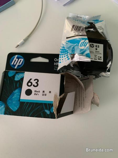 Pictures of Printer ink HP No. 63