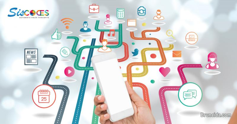 Picture of Mobile app development