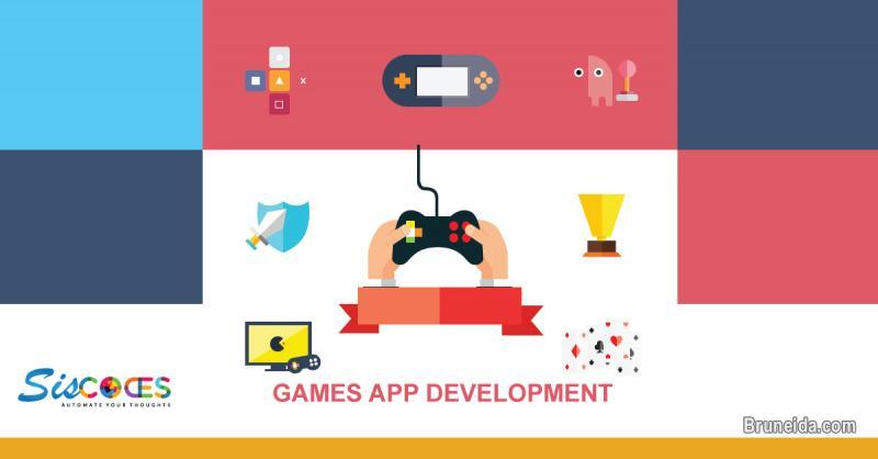 Pictures of GAMES APP DEVELOPMENT