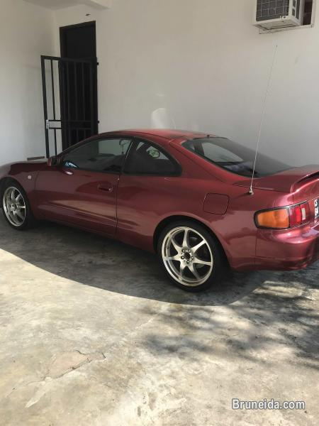Picture of Old but gold celica