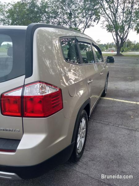 Picture of CHEVROLET ORLANDO. 2013. BND7800 in Brunei