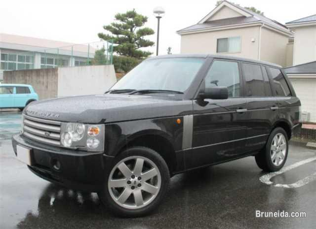 Pictures of 2005 Land Rover Range Rover