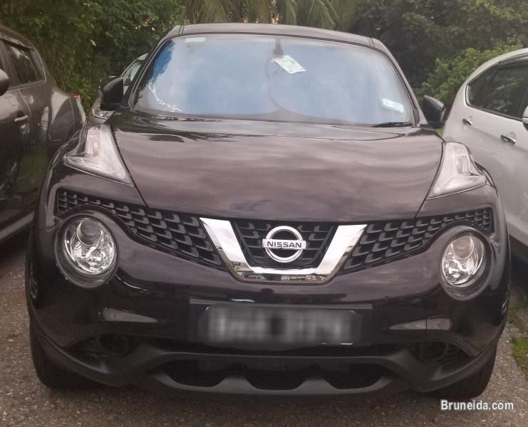 Picture of Nissan Juke 2020 auto