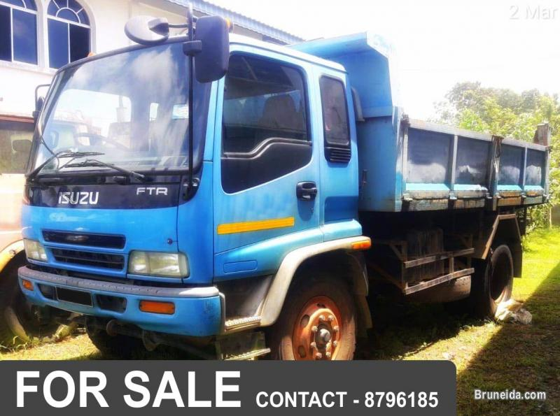 Pictures of ISUZU FTR Lorry For Sale