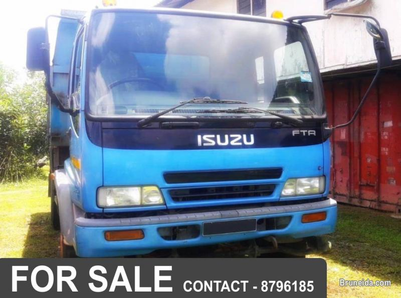 ISUZU FTR Lorry For Sale