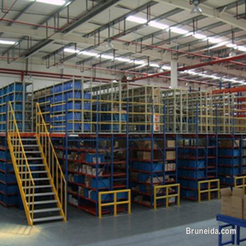 warehouse racking in Brunei
